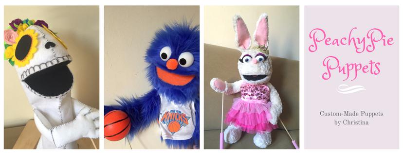 PeachyPie Puppets